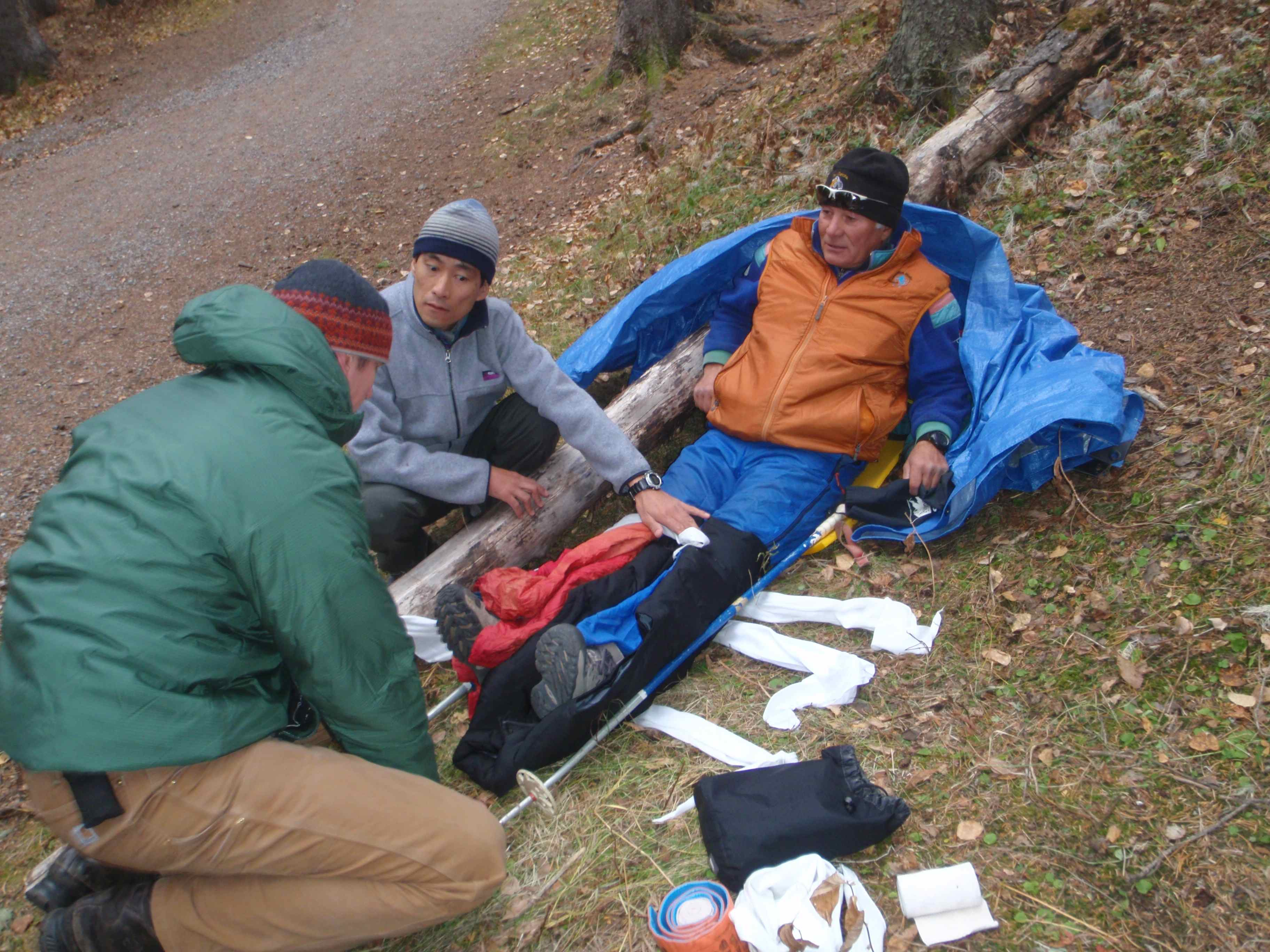 Wilderness First Aid Courses Alberta Canada