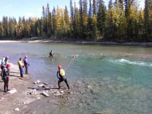 Swift Water Rescue - Throw Line, Rocky Mountain Adventure Medicine