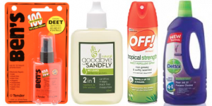 Bug Juice, Sandfly Repellant, Bug Repellant