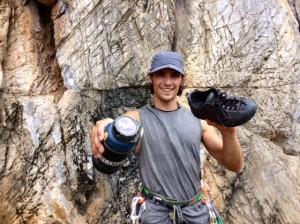 Stephan, The Bottle, Rocky Mountain Adventure Medicine